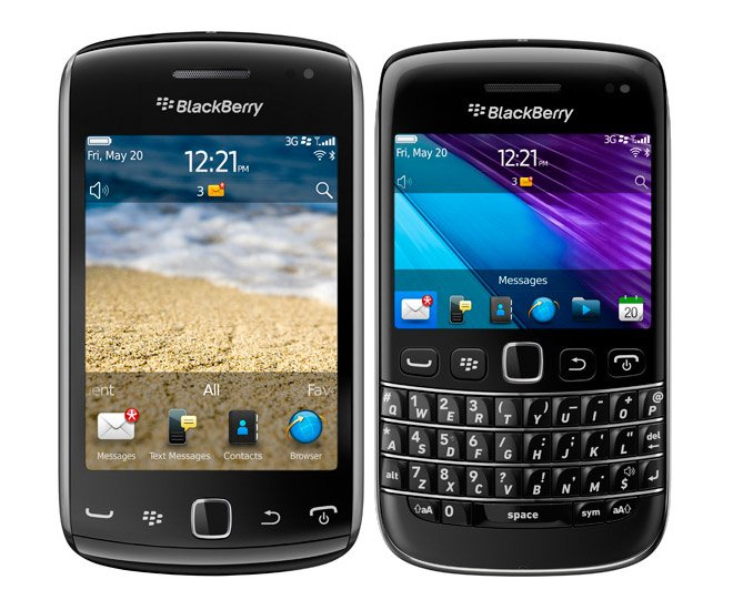 BlackBerry Curve 9380 Black